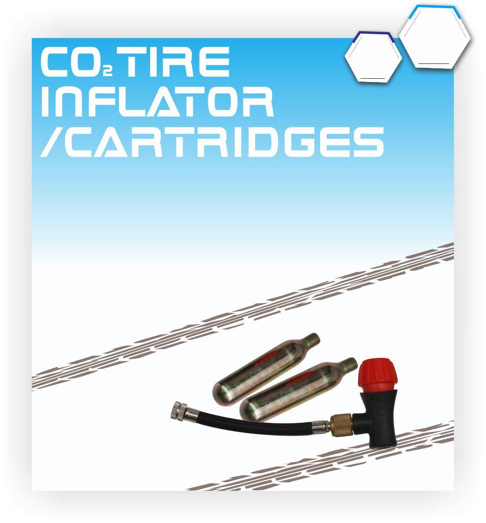 二氧化碳充气器 套装