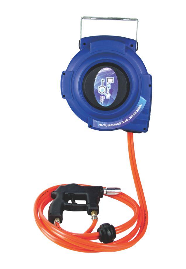 卷管器及高压水枪大图